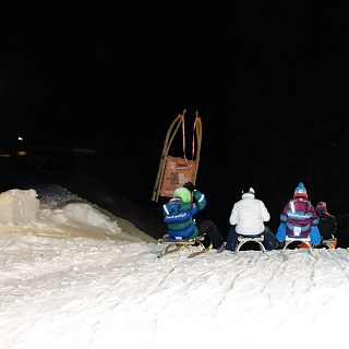 Toboggan hire - Goingsport