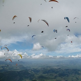 Alpenrosencup of Paragliding