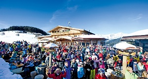 SkiWelt Pistenparty Weeks