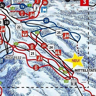 New Ski Trail: Schnernthann-Wildbichl