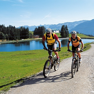 Mountainbike Eldorado Wilder Kaiser - Brixental