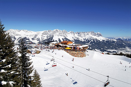Panoramarestaurant Bergkaiser