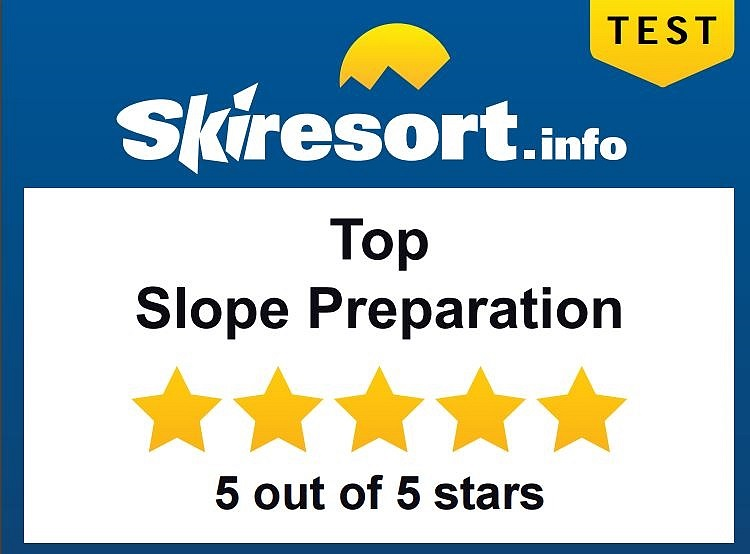 Award: Top Slope Preparation