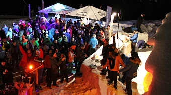Alpeniglu® Ice Party 2015-16