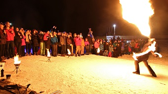Alpeniglu® Opening Party 2015-16