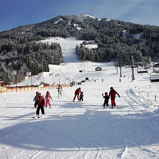 SkiWelt Westendorf for families and children