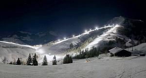 Österreichs grösstes Nachtskigebiet