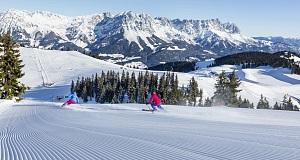 Irrsinnig Abwechslungsreich: Die SkiWelt Tour