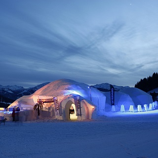 ALPENIGLU® ICE Party