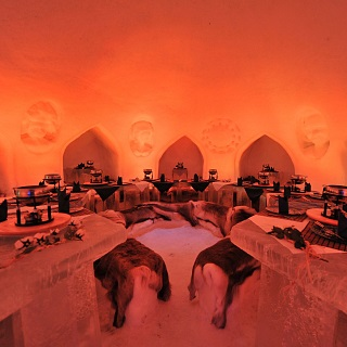 ALPENIGLU® - Igloo Village on Hochbrixen