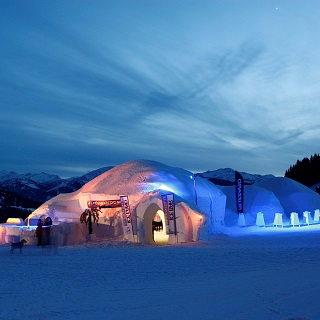 Events at the ALPENIGLU® Igloo Village