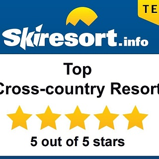 Award: Top for Cross-country Resort