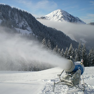 Expansion of snowmaking