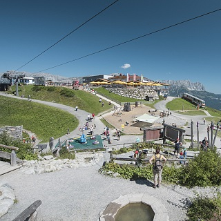 Austria's largest mountain experience