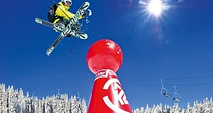 3 fun parks at SkiWelt