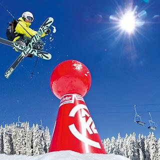 BIG PLAYGROUND© - SkiWelt Westendorf