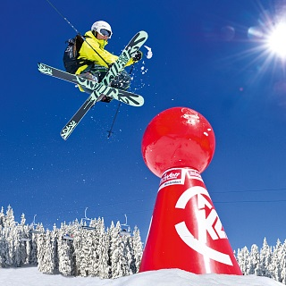BIG PLAYGROUND© SkiWelt Westendorf