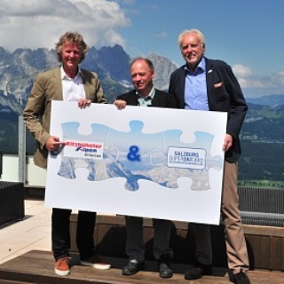 Wilde Marriage: Kitzbüheler Alpen AllStarCard combined with Salzburger Super Ski Card