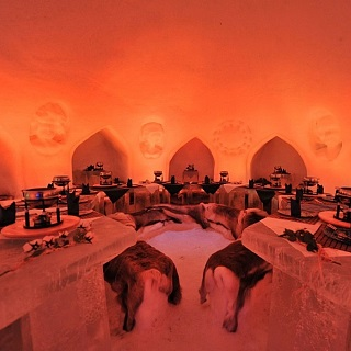 ALPENIGLU EVENT DINNER