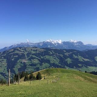 Biketour Brixen im Thale - Kandleralm - Choralpe - Westendorf