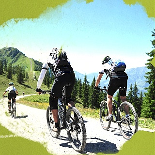 Mountain Bike Paradise - Wilder Kaiser Brixental