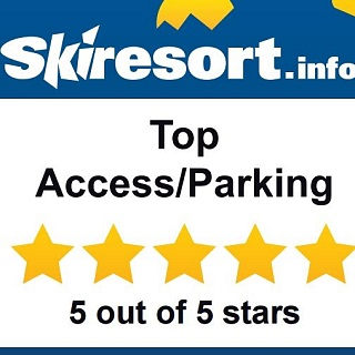 Award: Top Access/Parking