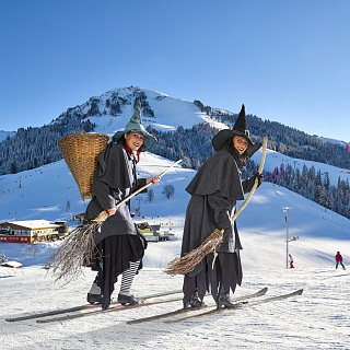 Wow! So bewitching: Witches Winter in Söll