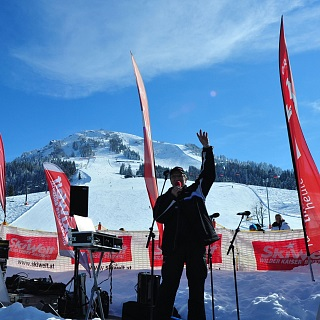 ORF Radio Tirol Ski Day with HANNAH