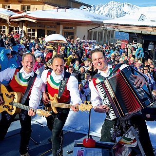 EVENTS at the SkiWelt 18-19
