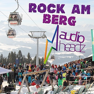 Rock on the mountain with Audio Headz