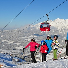 Offers for families in SkiWelt Wilder Kaiser - Brixental