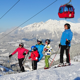 Familienangebote der SkiWelt Wilder Kaiser - Brixental