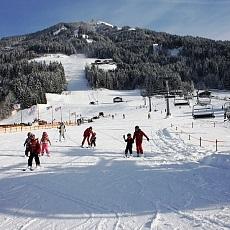 Übungswiese - SkiWelt Westendorf