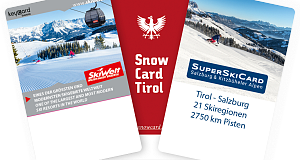 SkiWelt season ticket