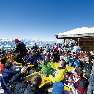 Men's Day: tirsdag i SkiWelt Wilder Kaiser - Brixental