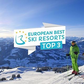 TOP 3 European Best Ski Resort 2019