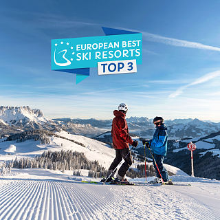 Silver medal at the European Best Ski Resort Awards 2020