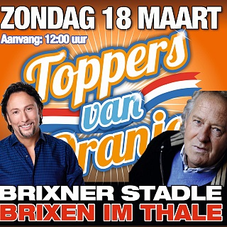 Toppers van Oranje and Total Eclipse