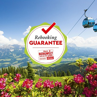 Rebooking guarantee