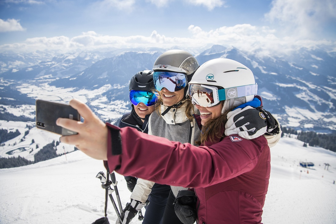 Ladies Day in der SkiWelt Wilder Kaiser - Brixental