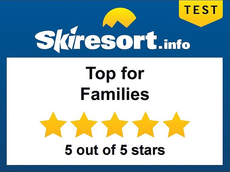 Award: Top for Families