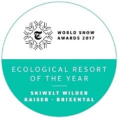 SkiWelt is Ecological Resort of the year