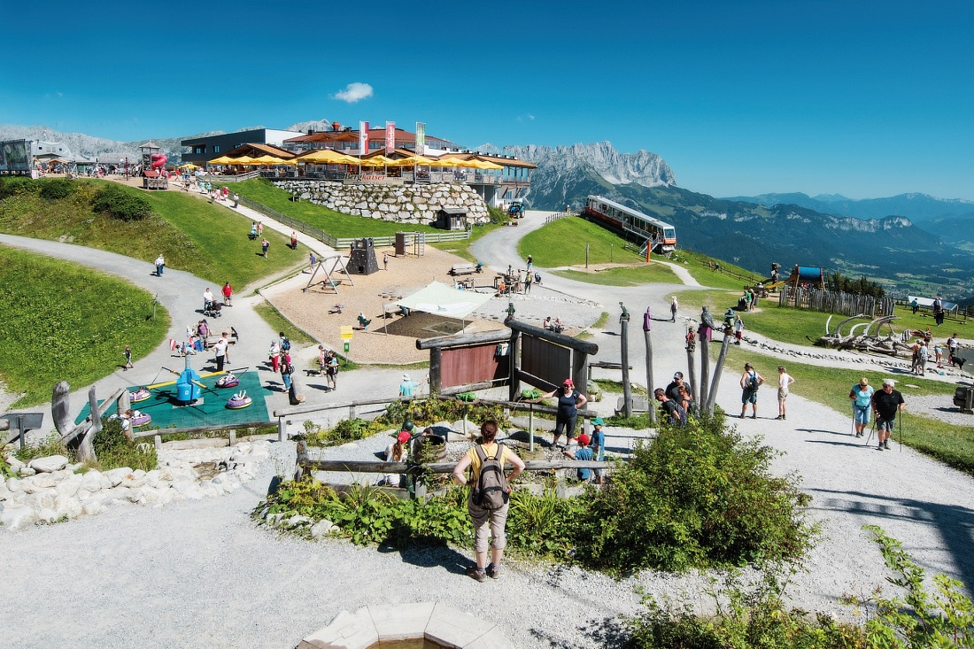 Panoramarestaurant Bergkaiser Ellmau am Wilden Kaiser