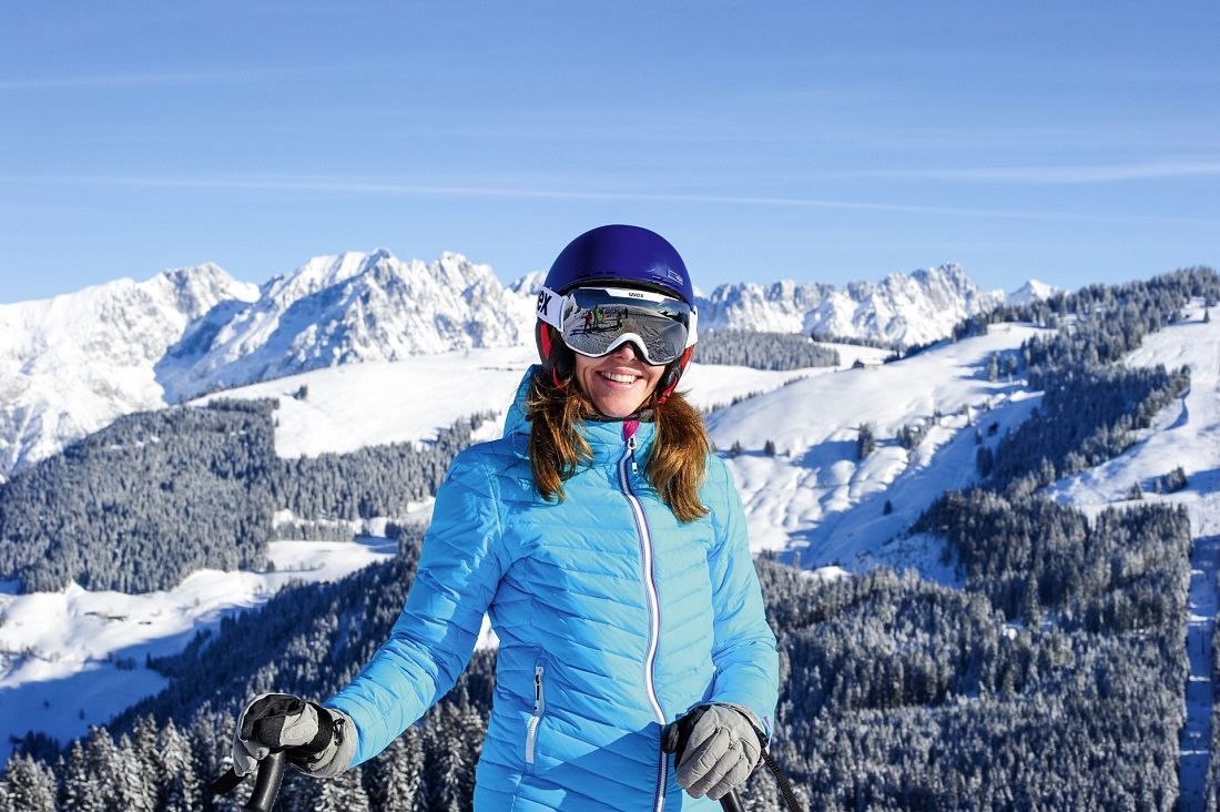 Ladies Day onsdag i SkiWelt Wilder Kaiser - Brixental