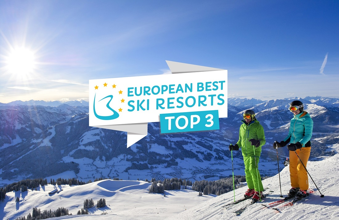 SkiWelt European Best Ski Resort Top3
