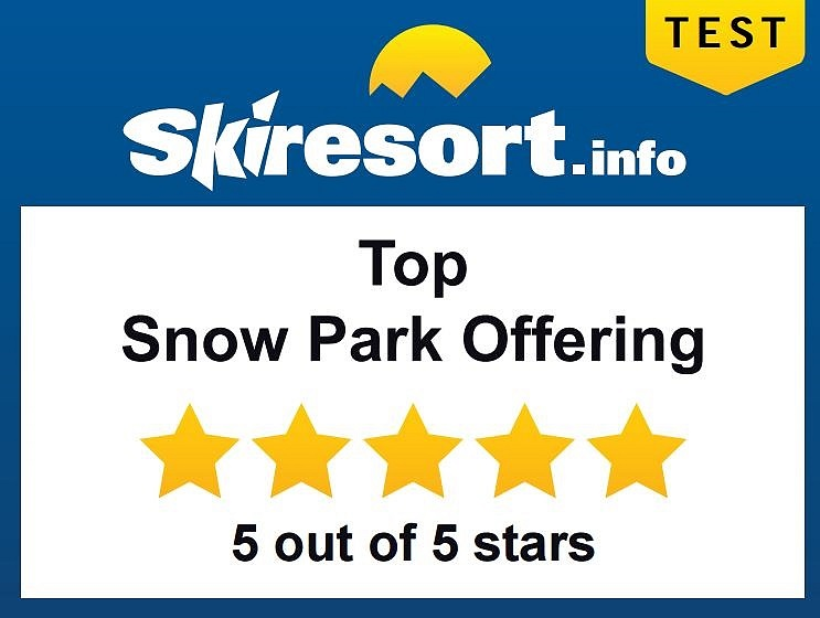Award: Top Snow Park Offering