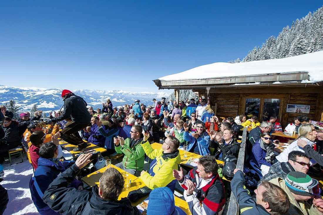 Men's Day in der SkiWelt Wilder Kaiser - Brixental
