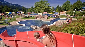 Freibad Kinderbecken