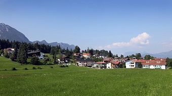 Angerberg in summer