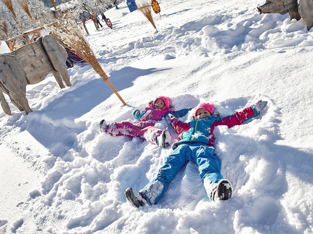 Kinder Und Familienfreundliche Skiwelt